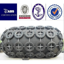 CCS/ABS certificate marine rubber pneumatic rope fenders for boats