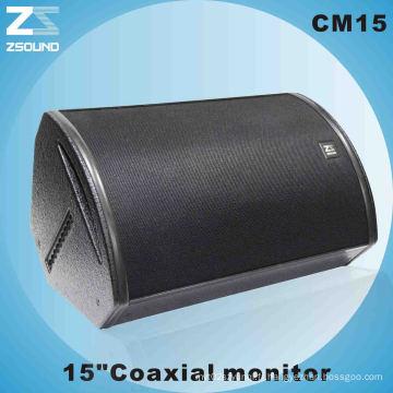 Haut-parleur coaxial professionnel de 15 po pour scène (CM15)