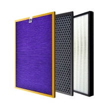 Filtrete Parts Carbon Filters Air Filter with Activated Carbon for Philips  AC4014 Air Purifiers