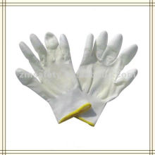 Breathable PU Fingertip Coated Glove