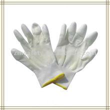 Breathable PU Fingertip Coated Glove