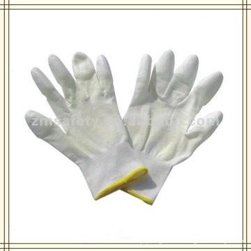 Atmungsaktiver PU-Fingerhandschuh