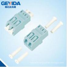 LC Duplex Sm Fiber Optic Adapter