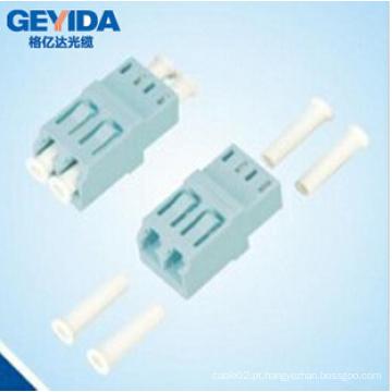 LC Adaptador de Fibra Ótica Duplex Sm