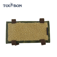 Tourbon cheap canvas and genuine leather fly fishing wallet fly fishing gear for sale
