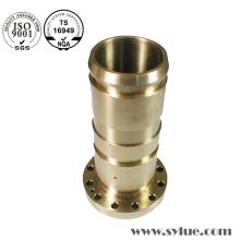 Accesorios de fontanería de latón Compresión soldada y ajuste a presión