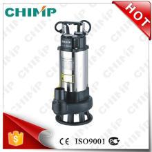 Schimpansen-Abwasserpumpe des Abwasser-1.5kw 2inch für Abwasser