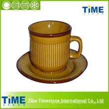 Keramik-Espressotassen für Kaffee (082703)