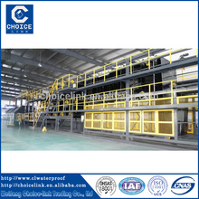 SBS bitumen membrane waterproof production line machine