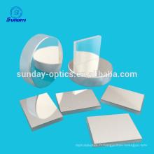 Miroir sphérique optique argent concave