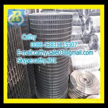 Низкоуглеродистая железная проволока gal проволочной сетки сварочной линии (Hot Sale)