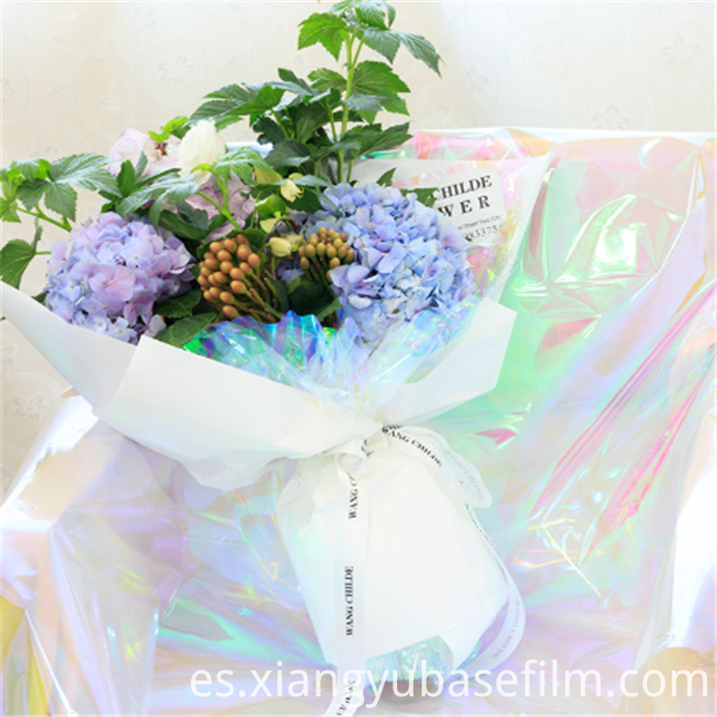 Flower Gift Pet Packing Films 3