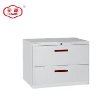 Luoyang Modern Design Thin Edge 2 Drawer Steel Office Filing Cabinet