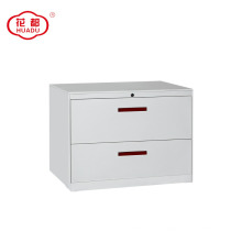 Armário de arquivamento de aço do escritório da gaveta da borda fina 2 do projeto moderno de Luoyang