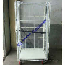 950*650*1700mm Three Sides Roll Container