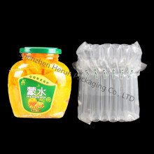 Fruit Cans Packing with Bubble Bag Packing