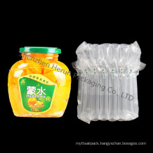 Handiness Packaging Bags Air Column Bag for Fruit Jar