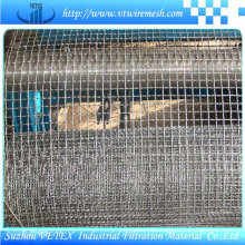 Crimped Wire Mesh Used in Machine