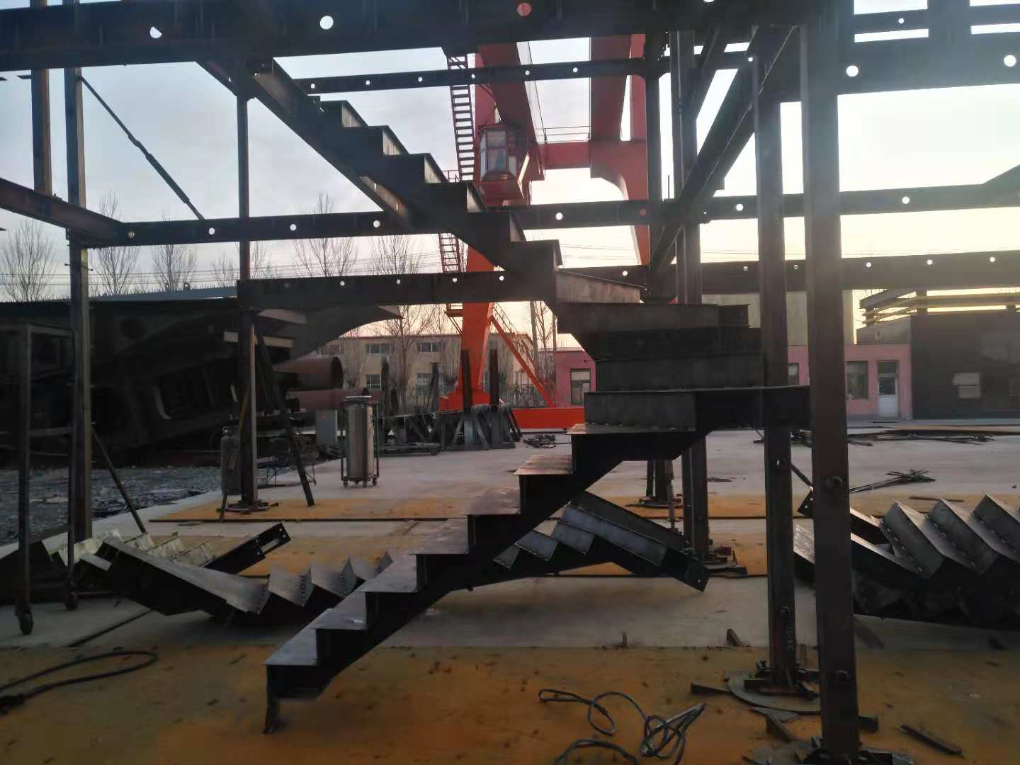 Light Steel House Construction