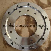 Produtos do forjamento do serviço do OEM inoxidáveis / flanges do aço carbono