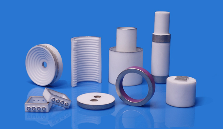 Metallized Ceramic Parts