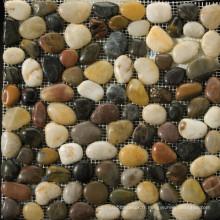Cailloux en pierre, pierre de rivière, caverne de pierre de rivière