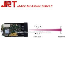precisión 1mm rango 60m altura ángulo Sensor de medición láser