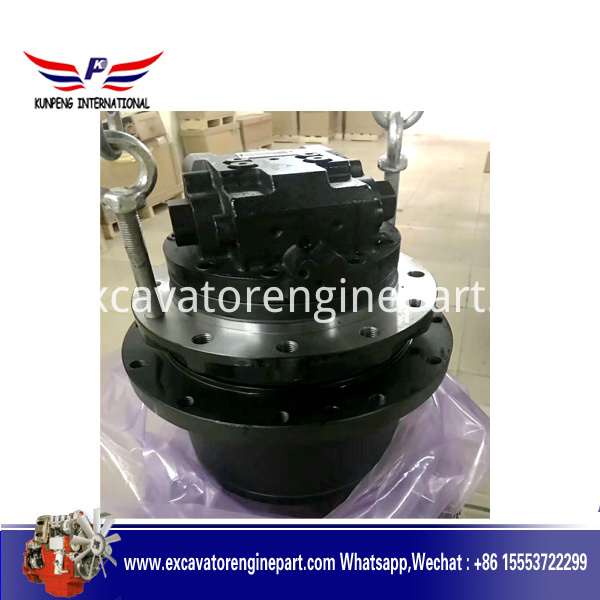PC78 Final Drive Excavator Travel Motor