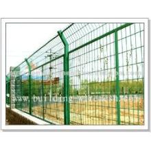 welded framed fence (puersen factory)