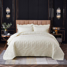Made in China Hotel Quilt Bedspread Sets Twin XL Lightweight All-Season