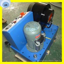 Máquina prensadora de manguera hidráulica de 3 pulgadas