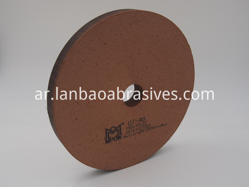 printing of BD polishing wheel