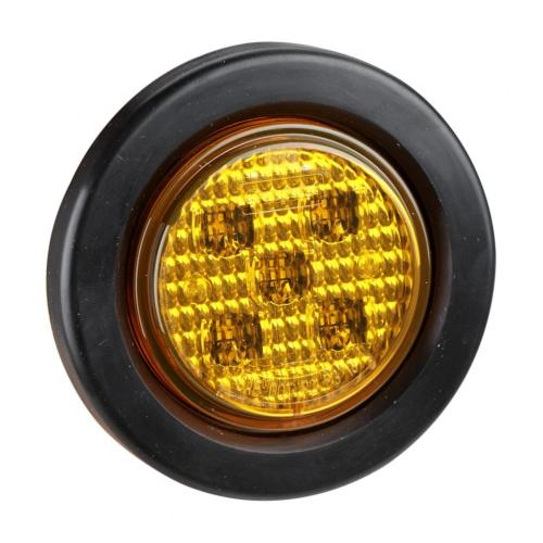 "2,5 ""Round Marker Lampade per camion"
