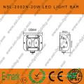 LED Work Bar, Water-Proof 10V-30V Offroad Truck LED Work Light Bar