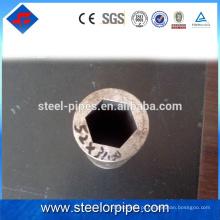 Personalizado tubo de aço inoxidável muito perfurado