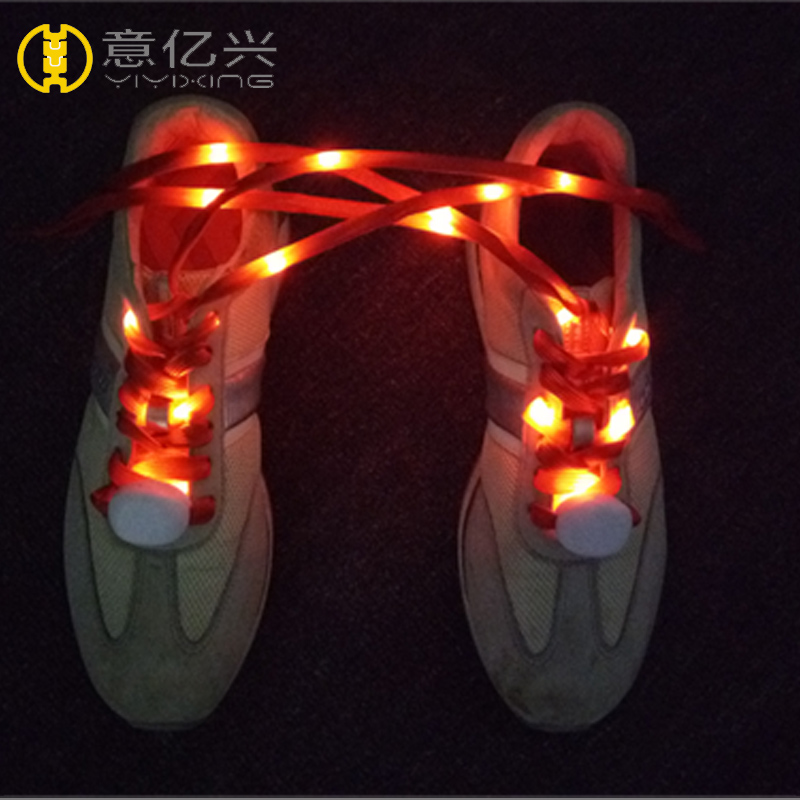 110cm straight led shoelaces