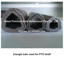 PTO Shaft Triangle Seamless Steel Pipe and Tube Agricultural machinery transmission shaft