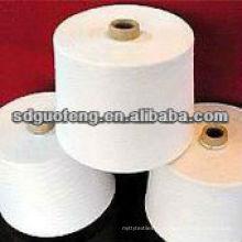 vente chaude fibre de bambou / fil de coton 21s 30 s 40 s 50s tricot / tissé