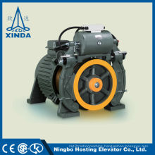 Traction Transmission Elevator Motor Gearless
