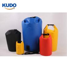 100% waterproof 3L 5L 10L 20L 40L custom logo pvc dry bag