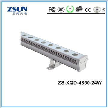 Changement de couleur RGBW LED Wall Washer DMX512