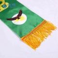 high quality custom design print shawl scarf satin