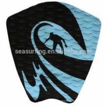 2015 черный текстура диаманта пусковой площадки палубы для серфинга/доски для серфинга тяги колодки