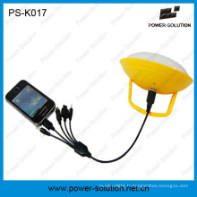 Chargeur solaire portatif mobile de banque d'énergie de chargeur solaire pour la foire solaire de Canton