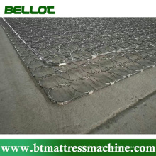High Carbon Mangan Stahl Draht Zone Bonnell-Feder