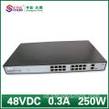 16 Ports Gigabit Standard Managed POE Switch