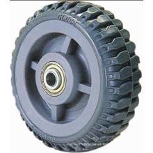 Flame PU Single Wheel (Cinza)