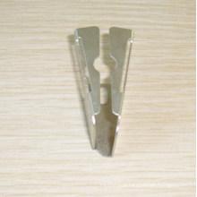 Estampagem de aço com revestimento de zinco