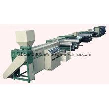 PP Flat Yarn Extruding Machine and Winding Machine
