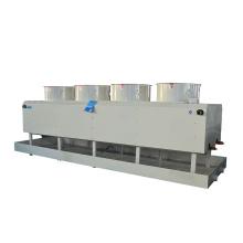 Evaporador de degelo de água para armazenamento a frio